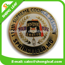 2015 Zinc Alloy army cia badges