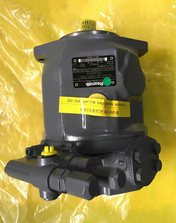 Rexroth hydraulic pump A10VO71 for JS8065 excavator 20/602200