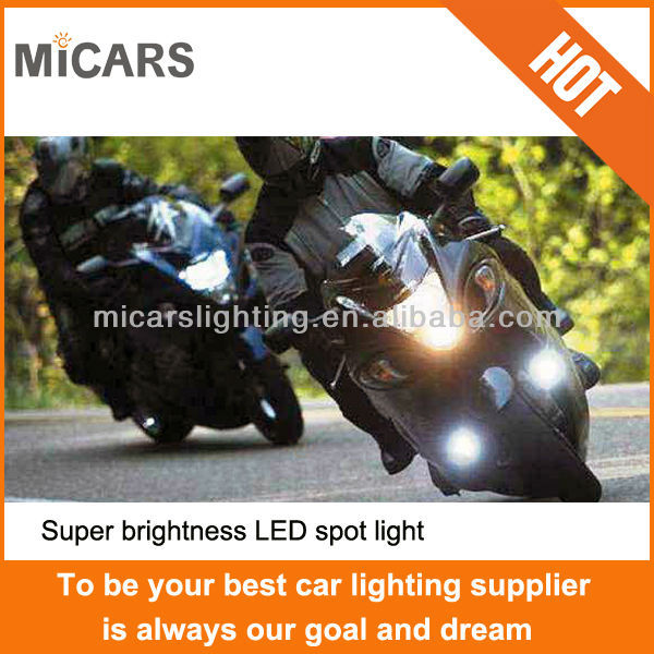 2 inch 10w motorcycle LED driving light