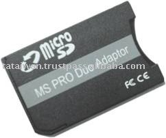 Micro SDHC To MS PRO Duo Adapter