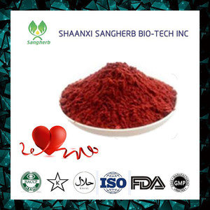 New product 2018 organic astaxanthin 2% With Good After-sale Service