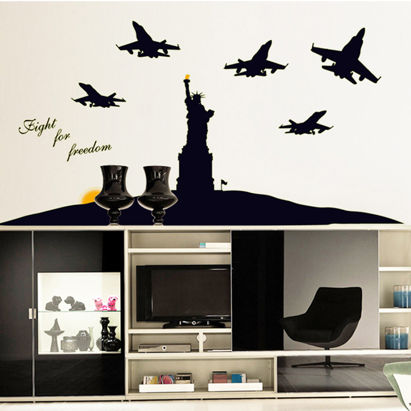 Hot sale removable home decor glow dark ceiling stickers