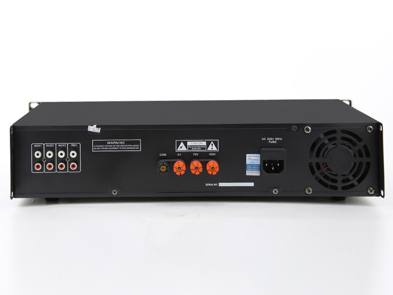 Pa Amplifier,Professional Audio Karoke Mixer Amplifier With Mp3 ...
