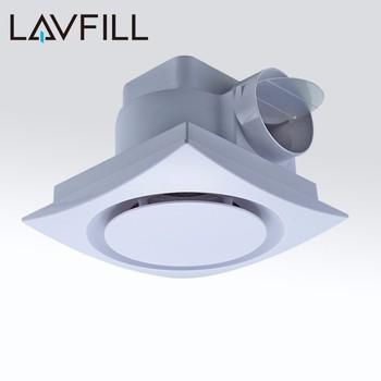 Ceiling Mounted Bedroom Kitchen Exhaust Ventilator Fan