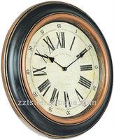 wall clock antique reproduction