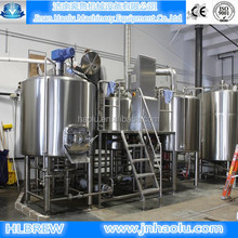 large beer manufacturing equipment,turnkey project beer brewery equipment