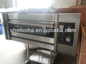 gas oven pakistan/single deck/bakery equipments(factory low price)