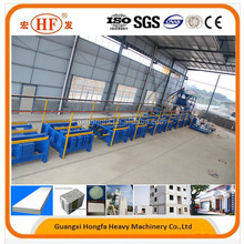 Hfp512A EPS Automatic Horizontal Wall Panel Machine