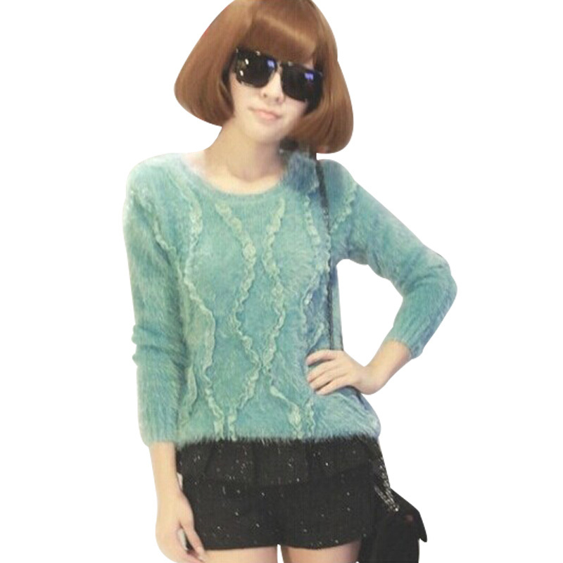 Get Quotations · Korean Fashion Womens Winter Jumpers  0d28de649