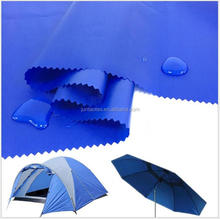210D Printed Insulated Stretch Polyester Tent Fabric Waterproof