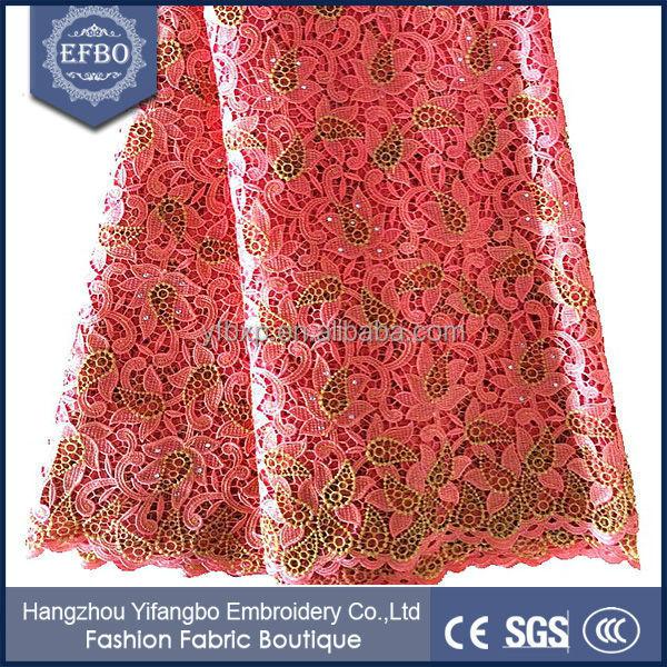 Lace Fabric Market Dubai Swiss Lace Fabric Coral Cord Lace Allover ...