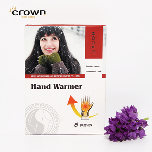 Longer heating time reusable hot hands hand warmers super heat pack