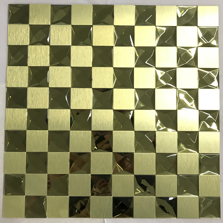 Gold Shiny Glitter Beveled Mirror Glass Tiles Msoaic For Bathroom Wall Tiles For Egypt Buy Beveled Glass Tiles Gold Mirror Tiles Mosaic Tile For