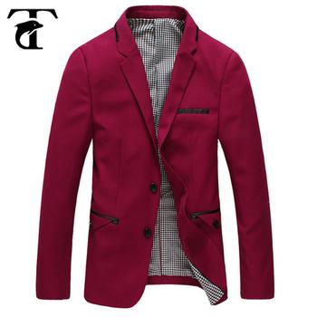 Blazers For Men Designs | Latest Mens Stylish Slim Fit Blazer Fashion New Designs High Neck
