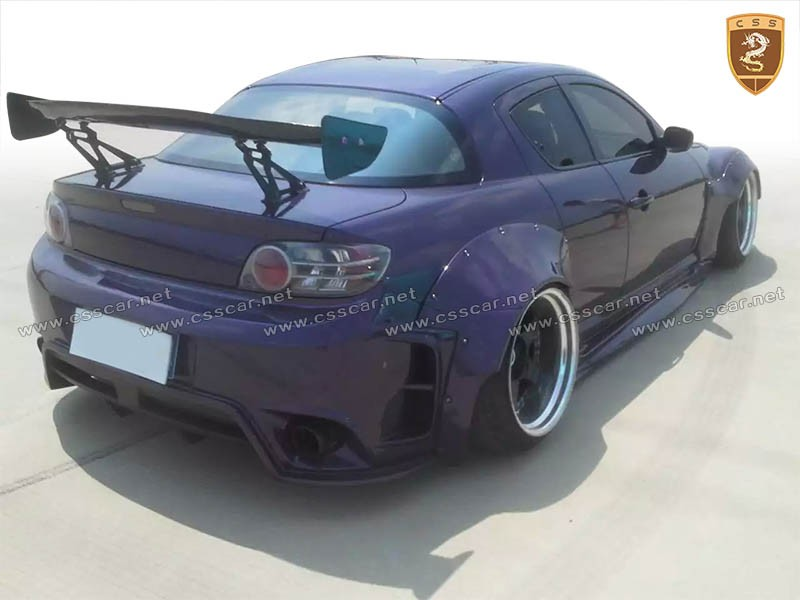 for mazda rx8 wide body kits hot selling rx8 body kit. Black Bedroom Furniture Sets. Home Design Ideas