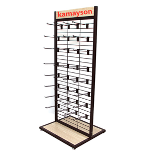 Wire Rack Display Stand with Hook