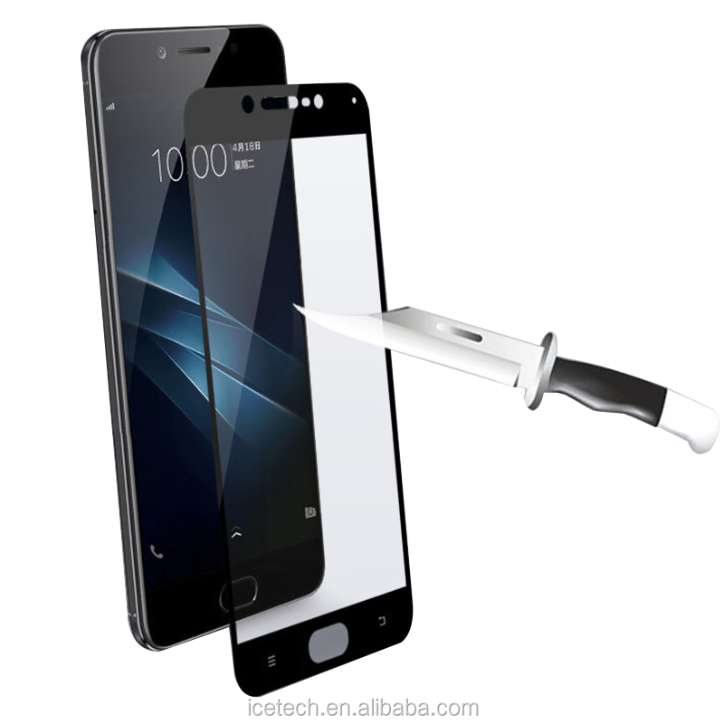touch screen glass film Tempered glass screen protector film for oppo r11