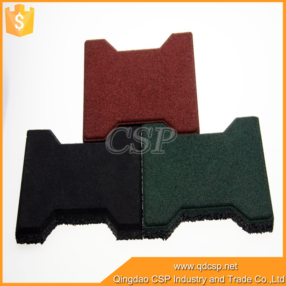 Rubber mats gym lowes - Rubber Tiles Price Recycled Rubber Pavers Lowes Made In China