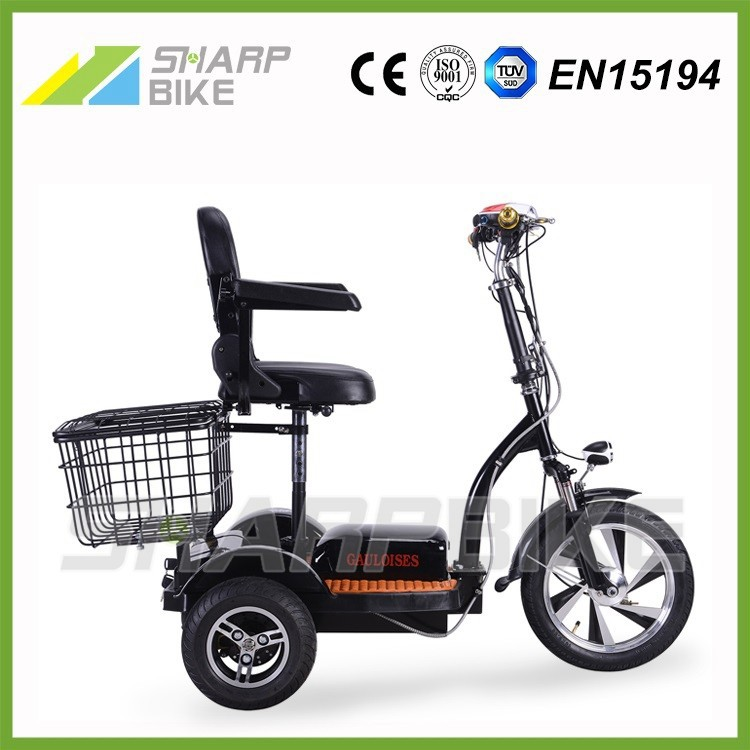 2015 populaire trois roues v lo lectrique v lo lectrique 3 roues pour les adultes tricycle id. Black Bedroom Furniture Sets. Home Design Ideas