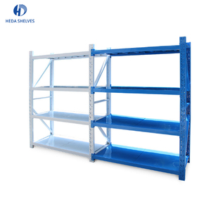 Heavy Duty Boltless Shelving With MDF Board for warehouse