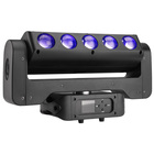 2019 New Product dj stage lighting multichip led sharpy wash beam moving head light with dmx controller