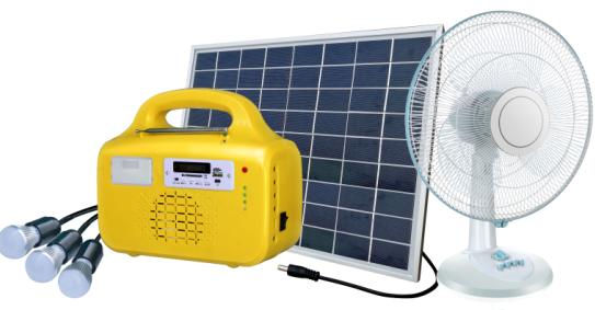 Mini Rechargeable Portable Solar Light Solar Kits With 3