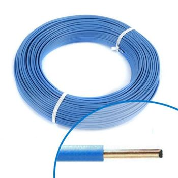 Widely Used Material Electrical Wire Size Heat Resistant Insulation For Cooper