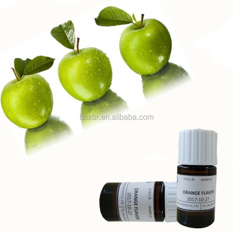 Synthetic Green Apple Flavor Essence
