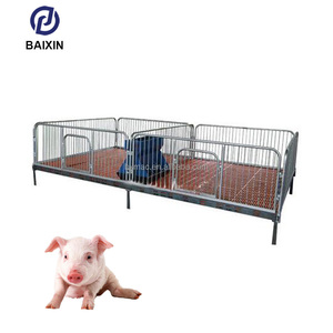 Pig Farm Equipment Animal Cages Low Price Nursery Pen/Weaner Crate