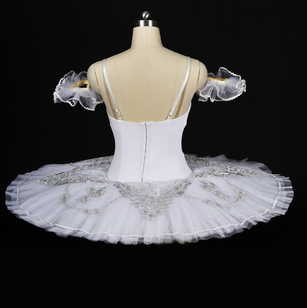 Classical Professional Ballet Tutu Pink Gold Made To Your Size Ready In 3-4Weeks