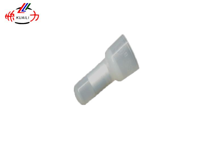500 PCS  Nylon Crimp Caps 22-16 AWG Gauge Wire Close End Wire Terminal