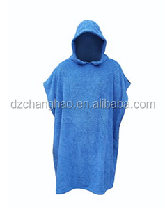 Poncho Changing Robe / Change Robe - Quick-Dry MICROFIBER