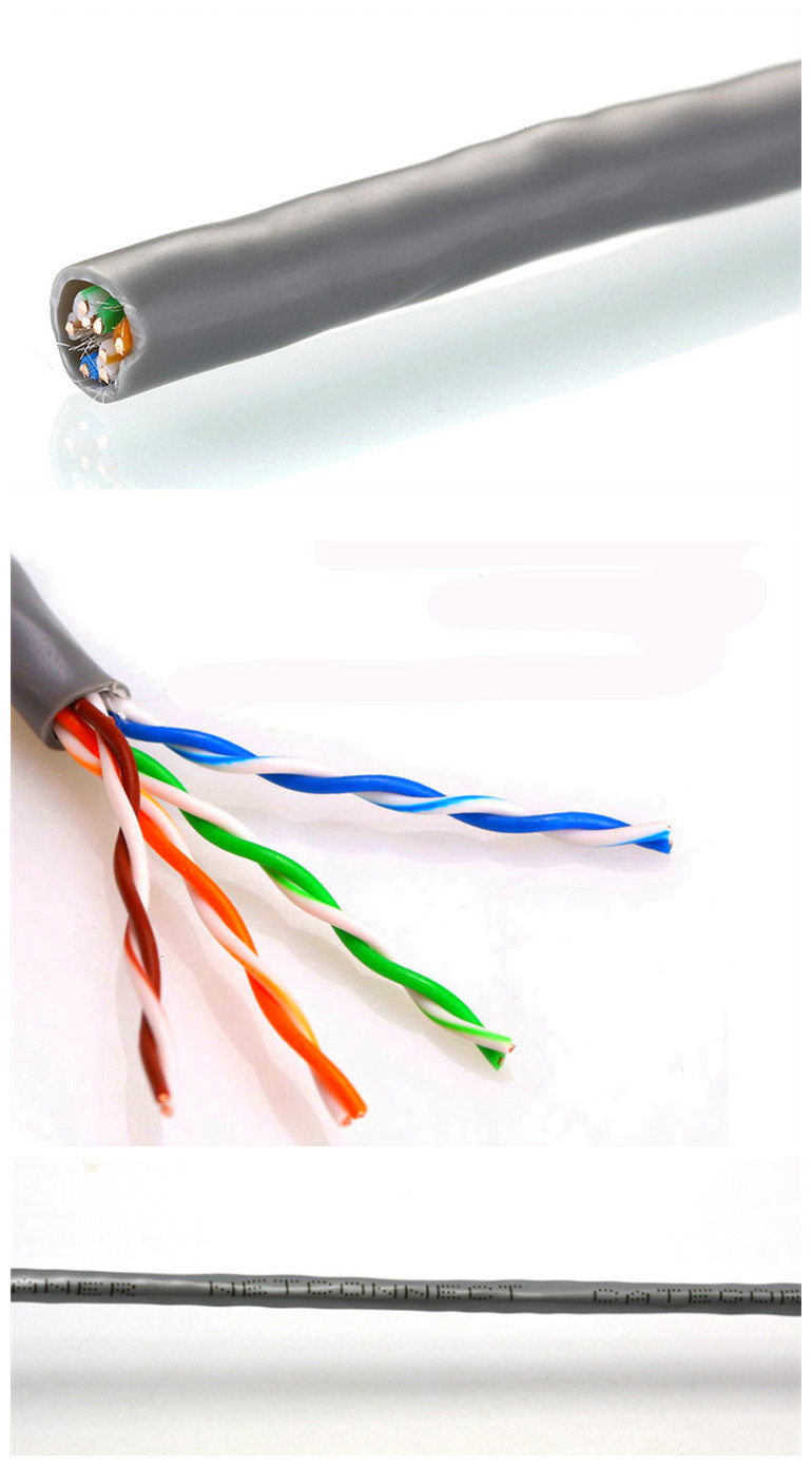 Manufacturer Best Price Copper Telephone Wire 2/4pairs 24awg Utp Cat ...