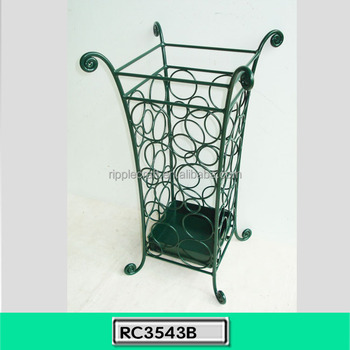 Cheap Home Decoration Wrought Iron Umbrella Stand Buy Home