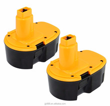 original factory supply replacement dewalt 14.4V power tool battery ,good sale battery for dewalt cordless power tools