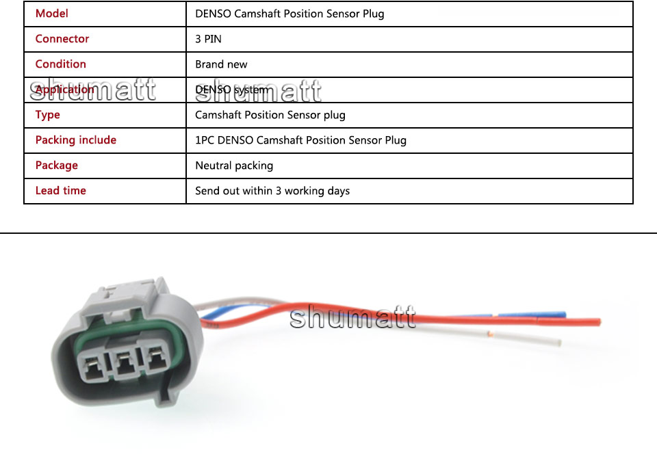 3 pin female connector denso cam camshaft  position sensor plug (2).jpg