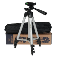 factory price WEIFENG WT3110A flexible universal multifunctional Tripod With 3-Way Head Stand Tripod for camera dslr