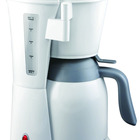 1.0L Coffee Maker With Thermos Jug Keep Warm Function