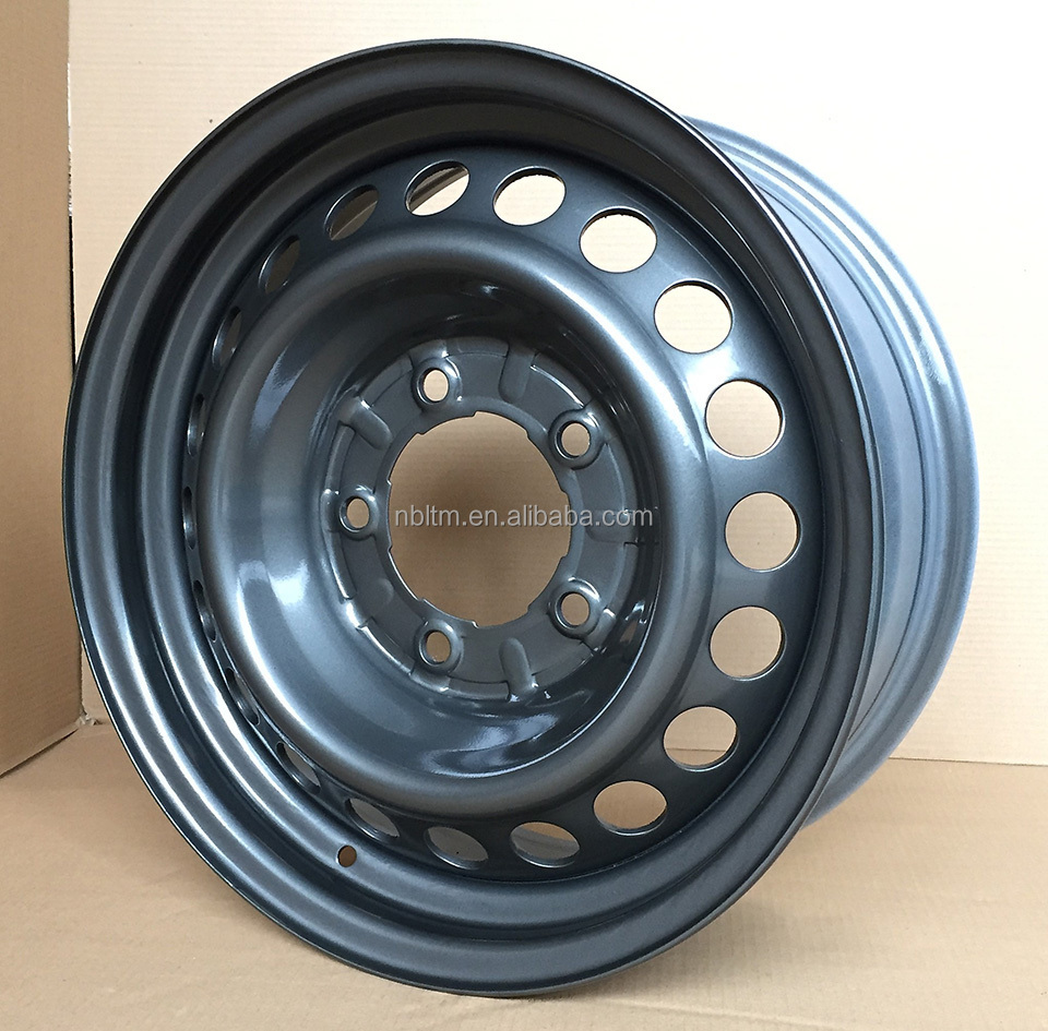 17inch Steel Wheels,Spoke Rims,Modular Wheels,Car Wheels