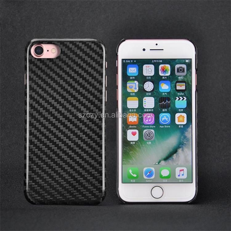 Custom-made Dry Carbon Fiber Mobile Phone Cases Cover For