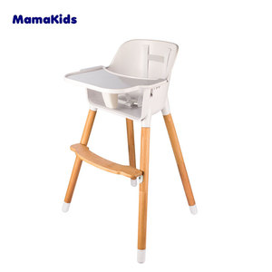 Mamakids 2018 New Unique Design Eco-friendly Baby safety high chair feeding chair dinner chair