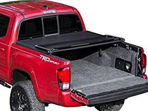 Gator Tri-Fold Tonneau Truck Bed Cover 2005-2015 Toyota Tacoma 6 ft Bed