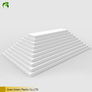 Factory high quality compressed pvc foam board with density for decoration