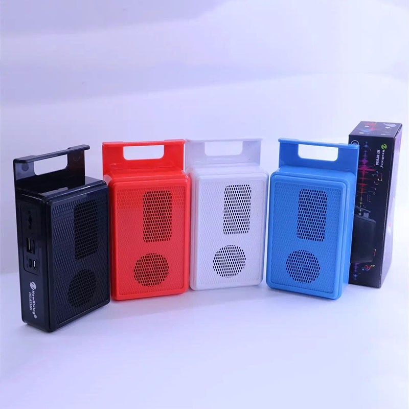 HY-BT820 Bluetooth Speaker Subwoofer with MIC Wireless Speaker Audio Music Soundbar Stereo