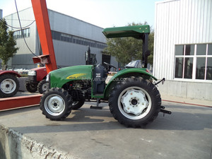 farm tractor, agricultural tractor 40hp 4WD, DQ404, with front loader, Hot Sale DQ404
