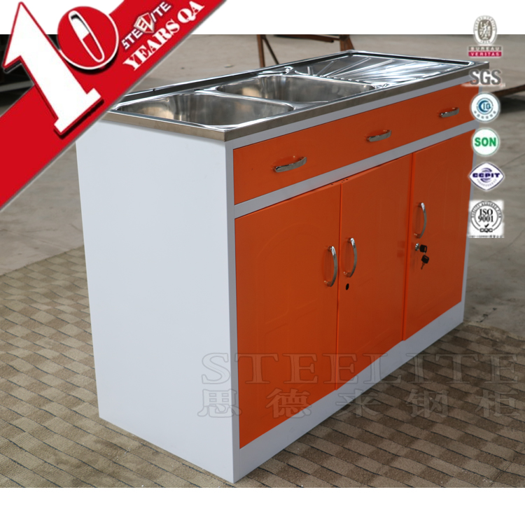 Home Used Metal Kitchen Cabinet Pantry Cupboards Prices In ...