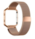 Smart watch band for fitbit blaze 316L stainless steel watch bands