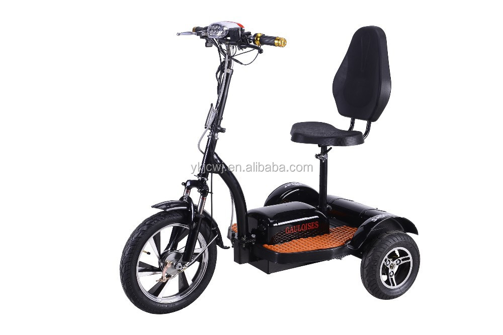 3 roues mobilit scooter lectrique les personnes handicap es trois roues de moto zappy. Black Bedroom Furniture Sets. Home Design Ideas
