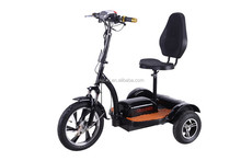 3 wheel mobility electric scooter/the disabled three wheel motorcycle/zappy