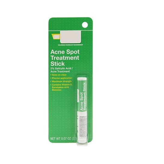 0.07 oz Acne Spot Treatment Stick